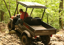 XRT1550 Gas Utility Vehicle | Transportation Solutions of Augusta