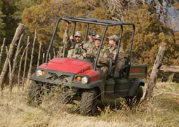 XRT1550 SE Diesel Utility Vehicle | Transportation Solutions of Augusta