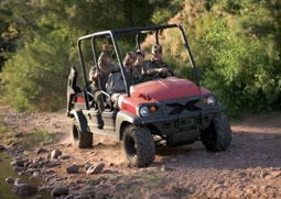 XRT1550 SE Gas Utility Vehicle