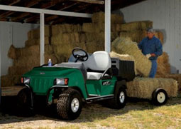 XRT800 Gas Utility Vehicle | Transportation Solutions of Augusta