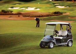 Precedent i2 Gas Golf Car | Transportation Solutions of Augusta