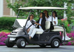 Precedent i2 Villager 4 Gas Golf Car | Transportation Solutions of Augusta
